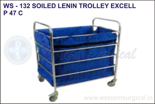 Soiled Lenin Trolley Excell