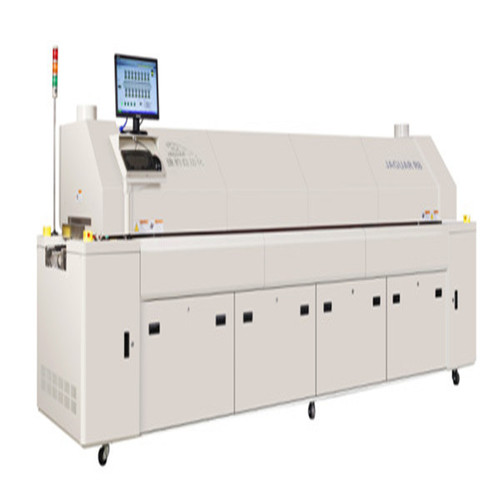 lead free hot air convection reflow oven for SMT led assembly machine