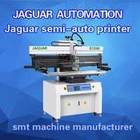 semi-auto smt solder paste printer/stencil printer/screen printer manufacturer