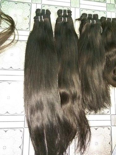 Silky Straight hair