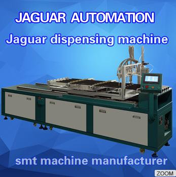 SMT glue dispenser automatic solder paste dispenser robot