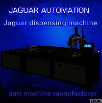 SMT glue dispenser automatic solder paste dispenser robot