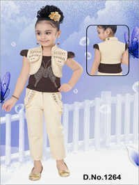 Kids Jean With Top