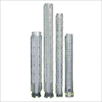 SS Borewell Submersible Pumps