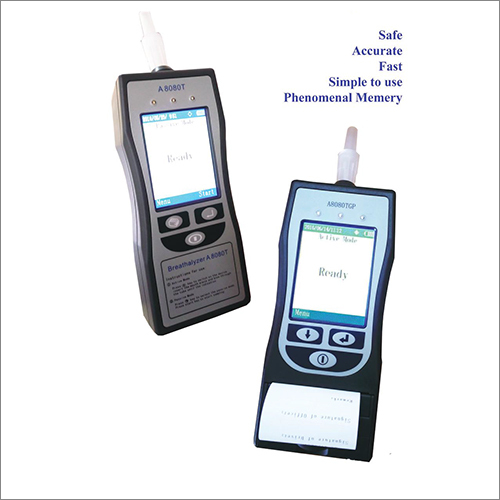 A8080T Breath Alcohol Analyser