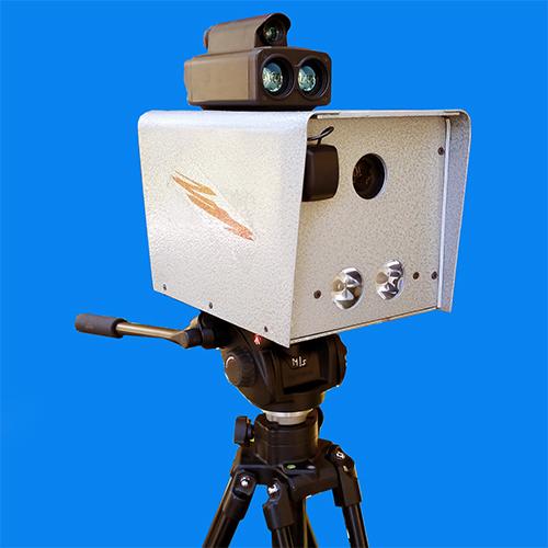 Police Speed Laser Camera