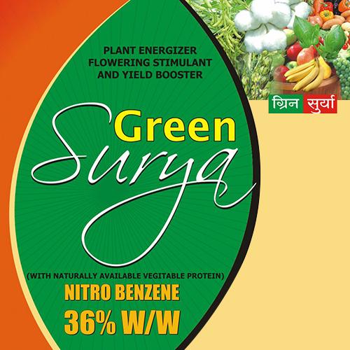 Surya Green Nitro Benzene