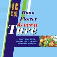 Boon Flower Green Tare