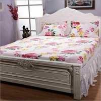 Plain Bed Sheets And Pillow Covers