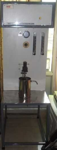 Continuous stirred tank reactor (C.S.T.R)