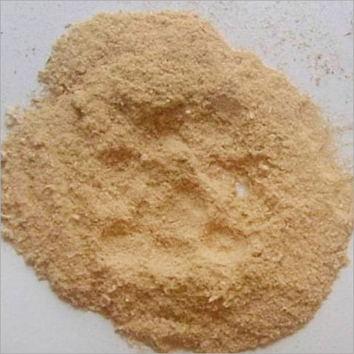White Saw Dust Powder