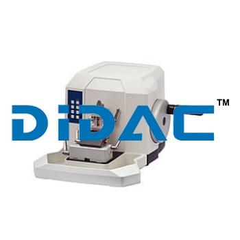 Semi Automatic Rotation Microtome