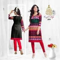Latest Baby Doll Cotton Kurtis