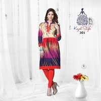 Latest Cotton Kurtis Catalogue