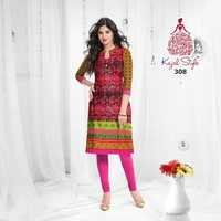 Latest Cotton Kurtis Catalogue Jetpur