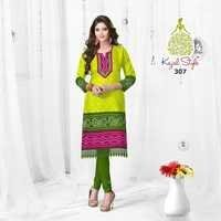 Ladies Cotton Kurtis Catalog