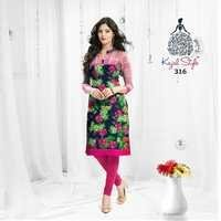 Cotton Kurtis Stitched Wholesale