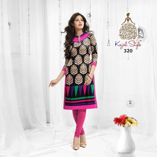 Cotton Kurtis Catalog Gujarat