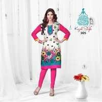 Latest Cotton Kurtis Catalog Wholesale