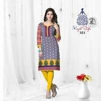 Baby Doll 3 Cotton Kurtis Catalog