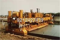 Slip Form paver manufacture in India