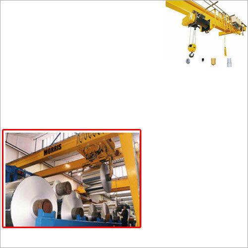 EOT Cranes for Material Handling