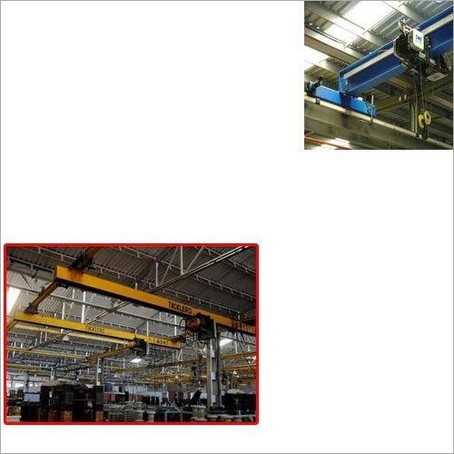 Steel Plant Underslung Cranes