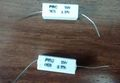 Ultrasonic Resistor
