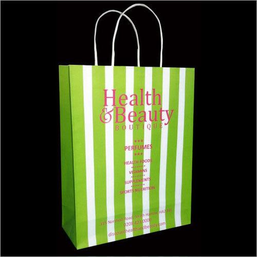 Fancy Shopping Paper Bags