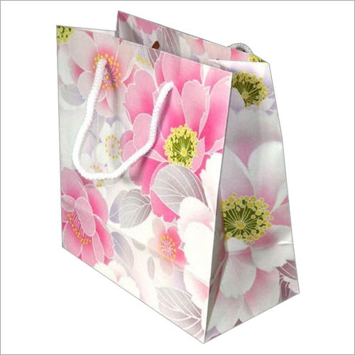 Printed Paper Carry Bag