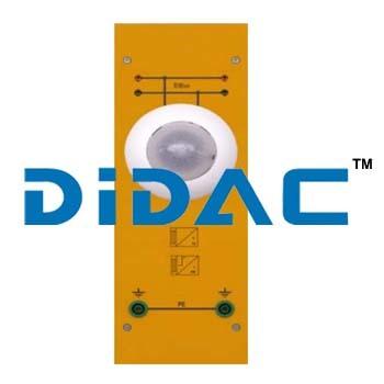 Presence Detector And Brightness Sensor
