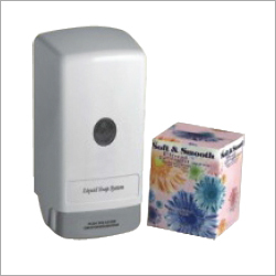 Liquid Soap Dispenser & Pouch