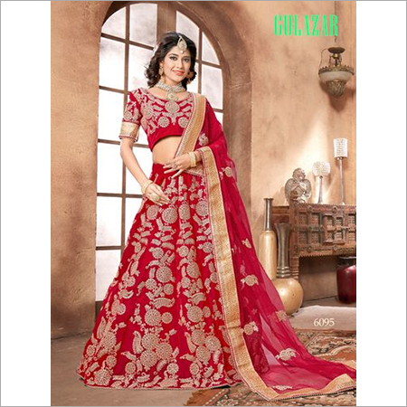 Heavy Worked Lehenga