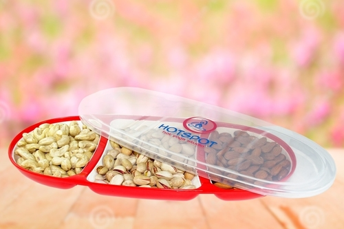 Sleek Dry Fruit Tray