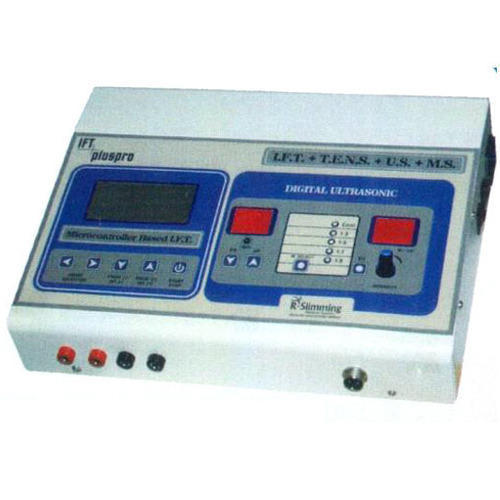 4 In 1 Combination Physiotherapy Machine