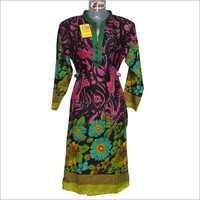 Designer Colored Cotton Kurti