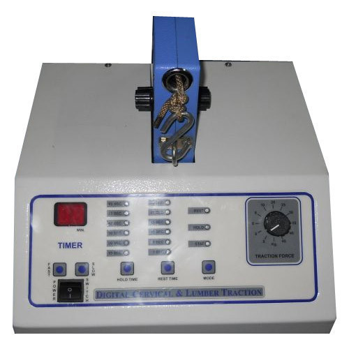 Lumbar Traction Machine