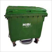 Industrial Trash Bin