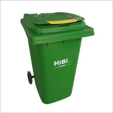 Plastic Wheeled Dustbins