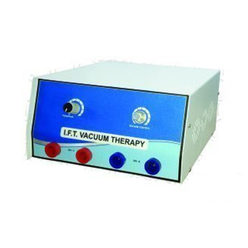 IFT Vacuum Therapy Unit