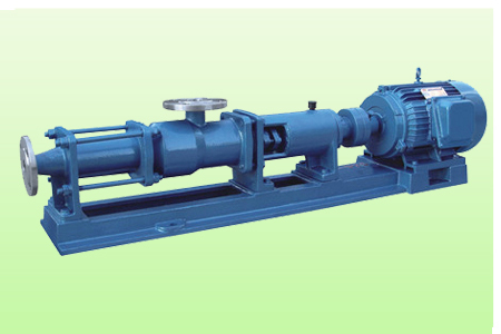 Vertical Chemical Screw Pumps