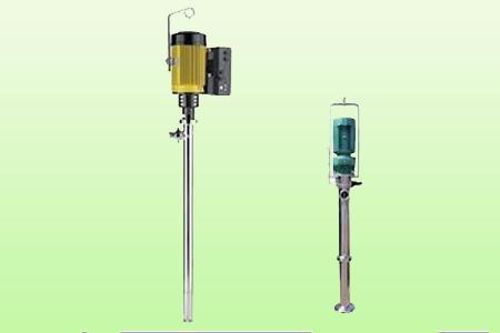 Vertical Hygienic Screw Pumps