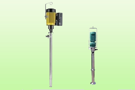 Vertical Hygienic Screw Pumps