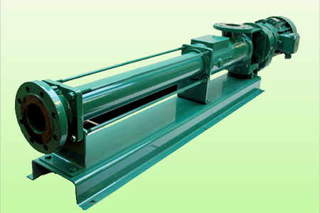 Close Coupled Chemical Screw Pumps