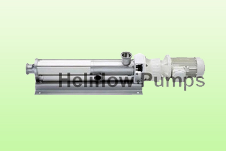 Close Coupled Hygienic Screw Pumps