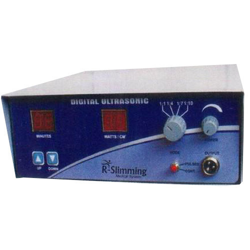 Solid State Digital Ultrasonic Therapy Unit