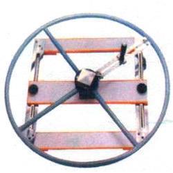Shoulder Wheel Wall Mounting