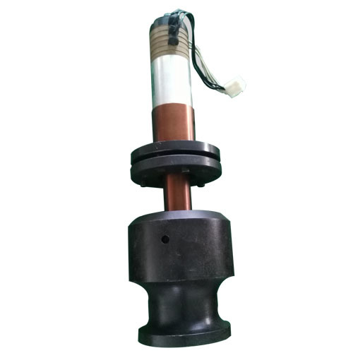Ultrasonic Round Horn With Transducer