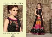 Designer Indo Western Gown