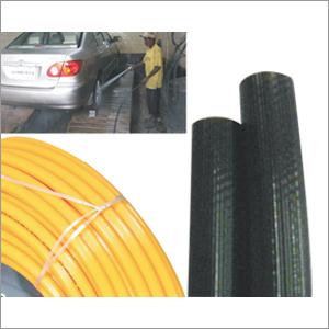 Car Washing Black & Yellow Heavy Duty Pipe